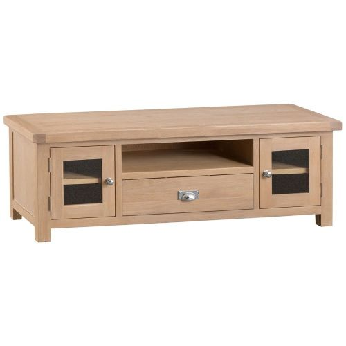 Oakham Washed Large TV Unit
